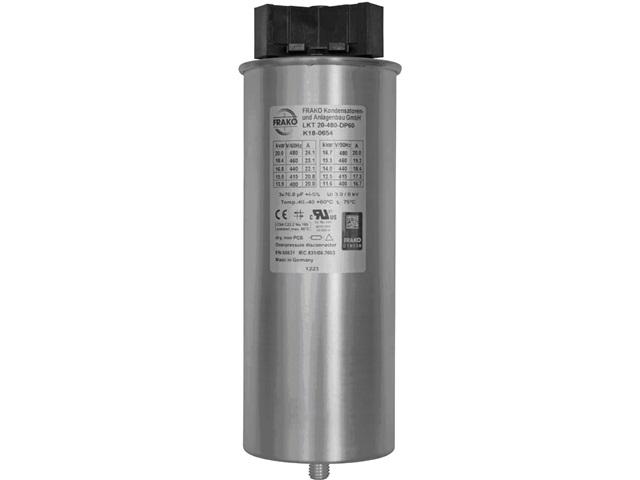 Lkt Dp60 Series Capacitors Power Factor Correction